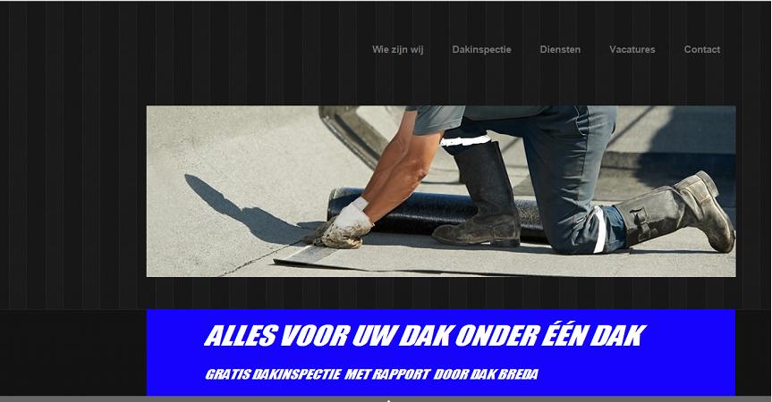 Webdesign Dak-Breda