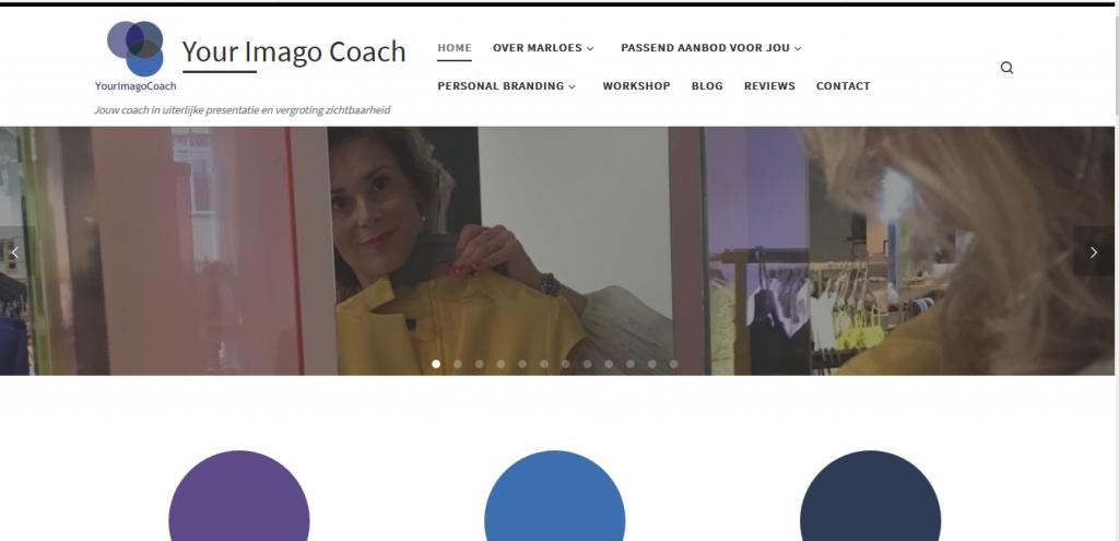 Webdesign Your Imago Coach